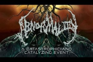 "Abnormality ""A Catastrophic and Catalyzing Event"" (OFFICIAL)"