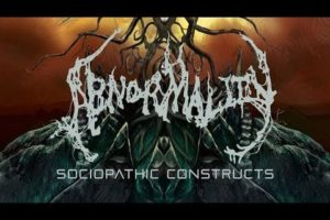 "Abnormality ""Sociopathic Constructs"" (FULL ALBUM)"