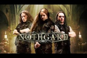 "Nothgard ""Deamonium I"" (OFFICIAL LYRIC VIDEO)"