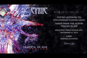 CYNIC – Traced in Air remix/master (2019)
