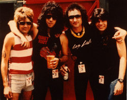 Quiet Riot Drummer Diagnosed With Cancer