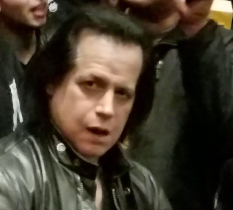 """DANZIG To Cameo In His Next Feature Film; Promises """"This One's Gonna Be a Little Gritter In That Everybody's A Vampire"""""""