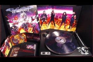 "Dragoforce ""Extreme Power Metal"" LP Stream"