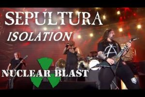 SEPULTURA – Isolation (OFFICIAL MUSIC VIDEO)