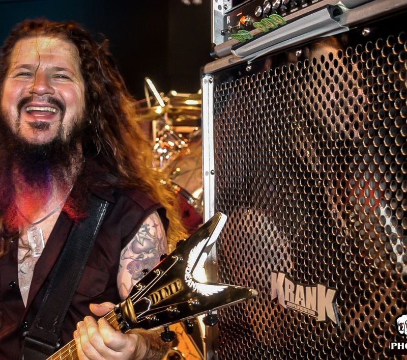 Dimebag Darrell Abbott Of Pantera Died Fifteen Years Ago Today