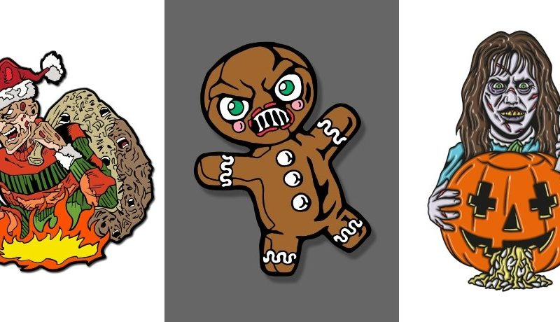 Daily Dead's 2019 Holiday Gift Guide: It's Our Second Annual Enamel Pin Extravaganza! – Daily Dead