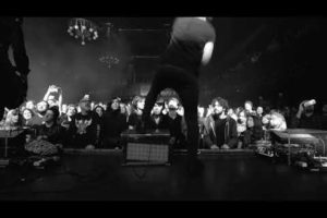 """The Ocean """"Firmament"""" live clip from Barcelona"""