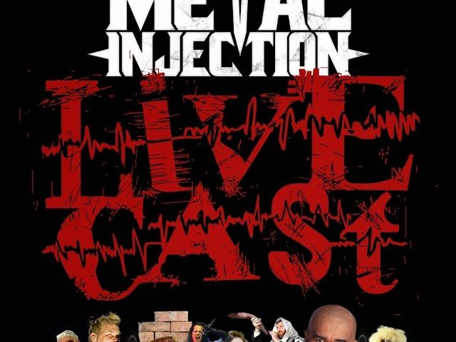 Tonight, MetalSucks' Axl Rosenberg Sits In on the Metal Injection Livecast