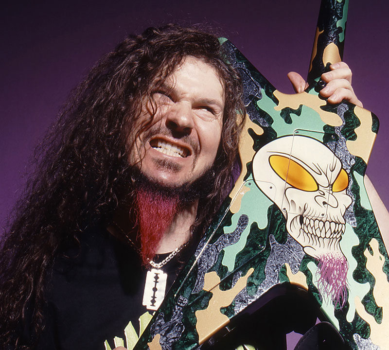 'Metal Hammer : Dimeradio: Dimebag Darrell's top tracks as chosen by Vinnie Paul'