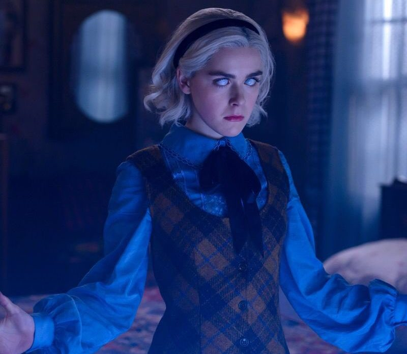 """Sabrina Becomes the Queen of Hell in the Official Plot Synopsis for """"Chilling Adventures of Sabrina"""" Season 3"""