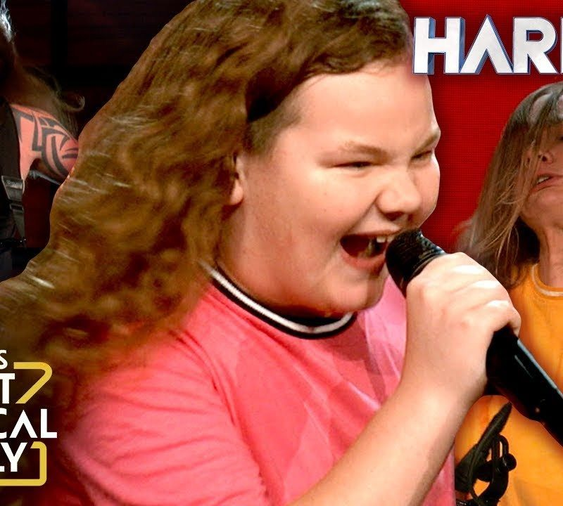 """Family Performs Death Metal Cover of SMASH MOUTH's """"All Star"""" On Nickelodeon"""