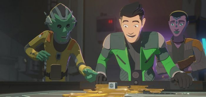 """'Star Wars Resistance' Is Back to Charming Civilian Idyllics and Death Gangs in """"Kaz's Curse"""""""