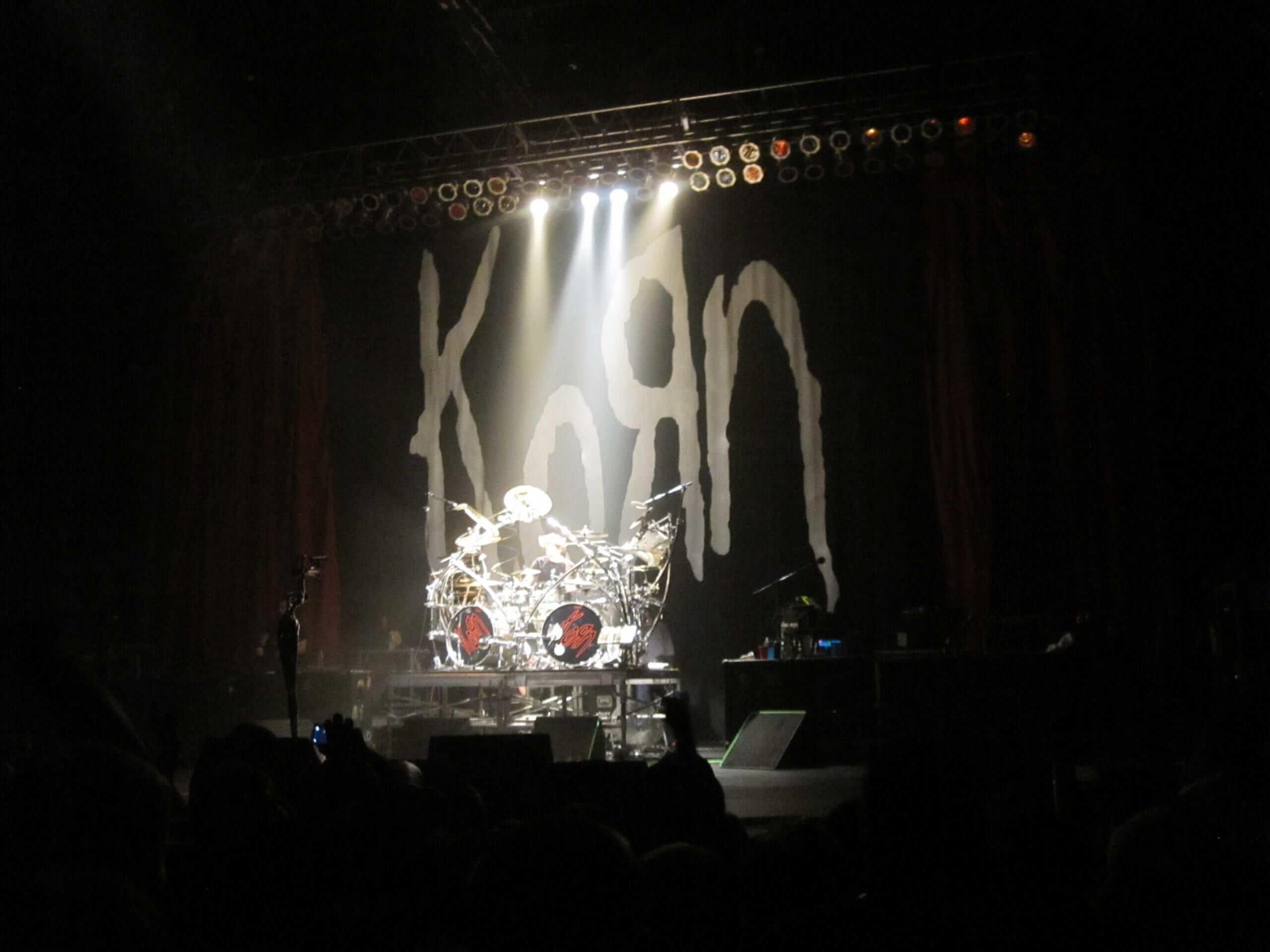 Korn @Verizon Wireless