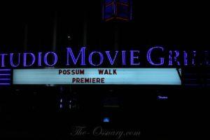 Possum Walk Premiere @Studio Movie Grill