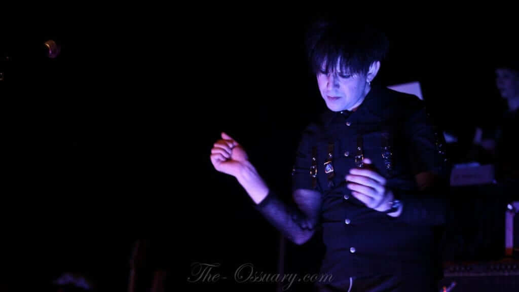 Provision & Clan of Xymox @Numbers, Houston