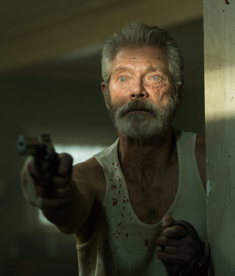 'Don't Breathe' and 'Evil Dead' Co-Writer Rodo Sayagues is Directing 'Don't Breathe 2'