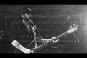 Violation Wound – The Day Lemmy Died (from Dying to Live, Living to Die)