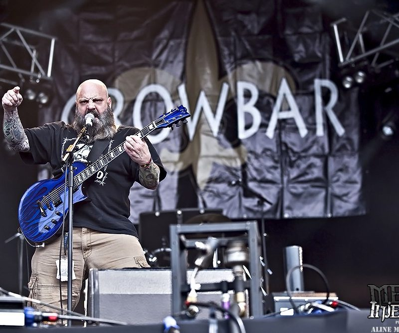 "New CROWBAR Is ""A Lot Doomier And Sludgier"" Than Previous Records"