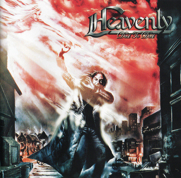 #TBT: HEAVENLY's Dust to Dust is a Chef-D'oeuvre for the Power Metal Genre