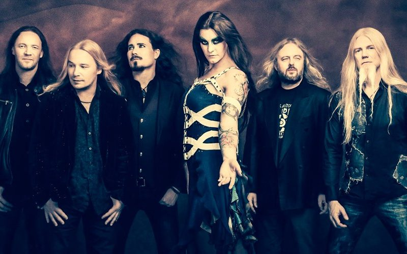 NIGHTWISH Is Now The Only Band Ever To Film A Music Video Inside The London Natural History Museum