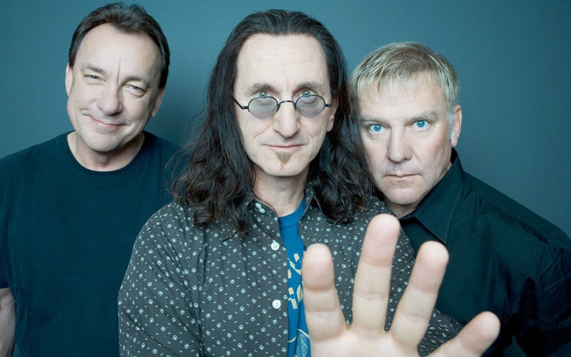 Streams of Rush Music Grows 776% Since Neil Peart Passed Away