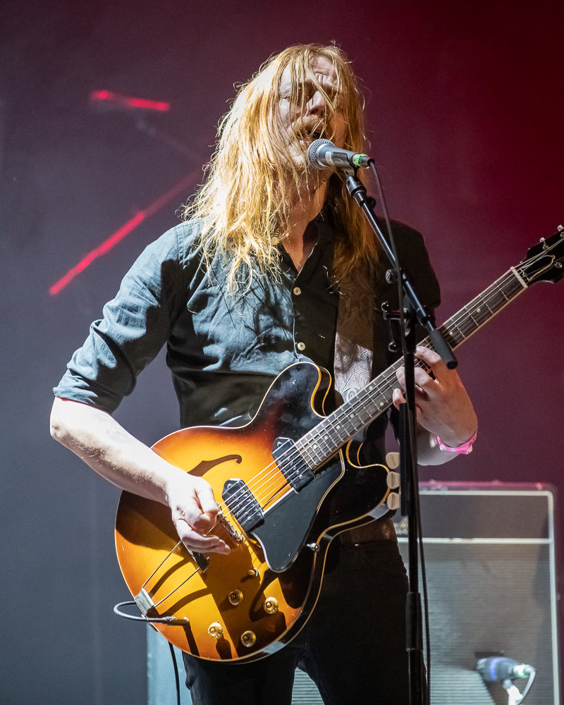 Photos: OPETH, GRAVEYARD At The Apollo Theatre, February 2019