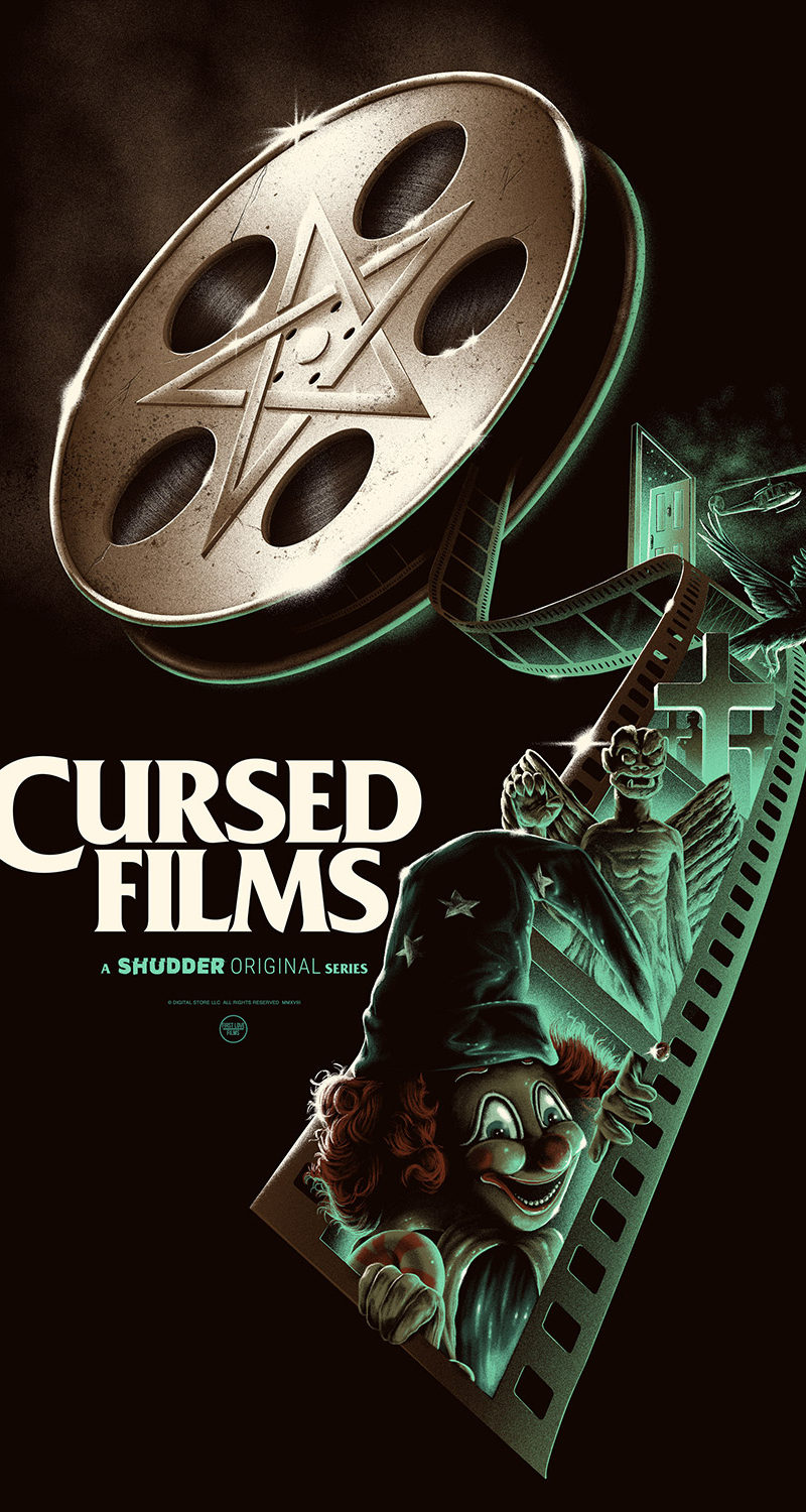 """[Trailer] Shudder Documentary Series Explores the Legendary Tales of """"Cursed Films"""" in April"""