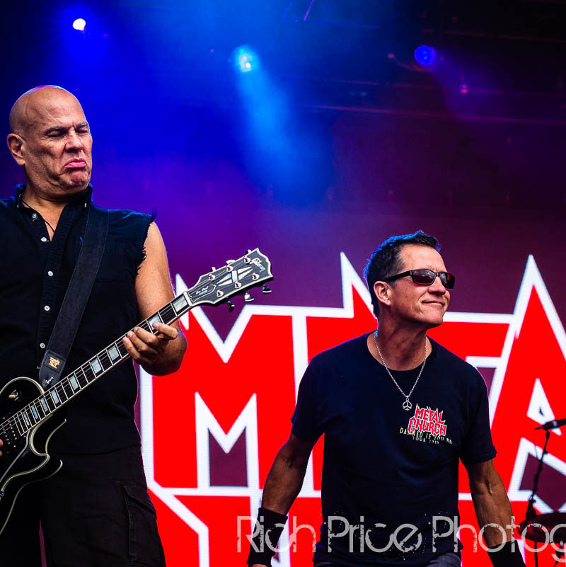 """Metal Church Shares New Lyric Video For """"Dead On The Vine"""""""