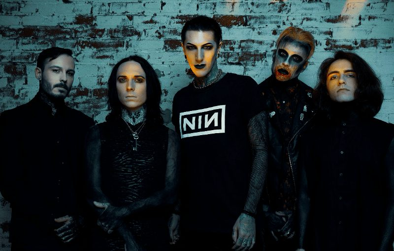 MOTIONLESS IN WHITE Announces Tour With KNOCKED LOOSE & STICK TO YOUR GUNS