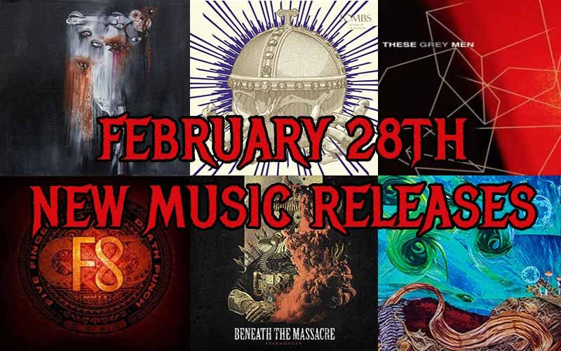 NEW MUSIC FRIDAY: February 28th New Music Releases