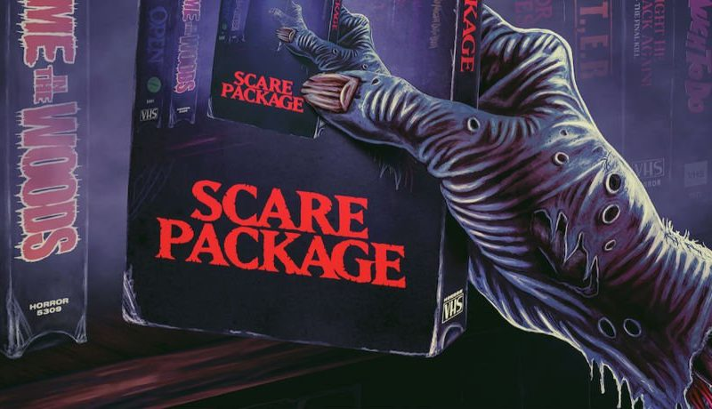 Watch the New Trailer for Horror-Comedy Anthology SCARE PACKAGE – Daily Dead