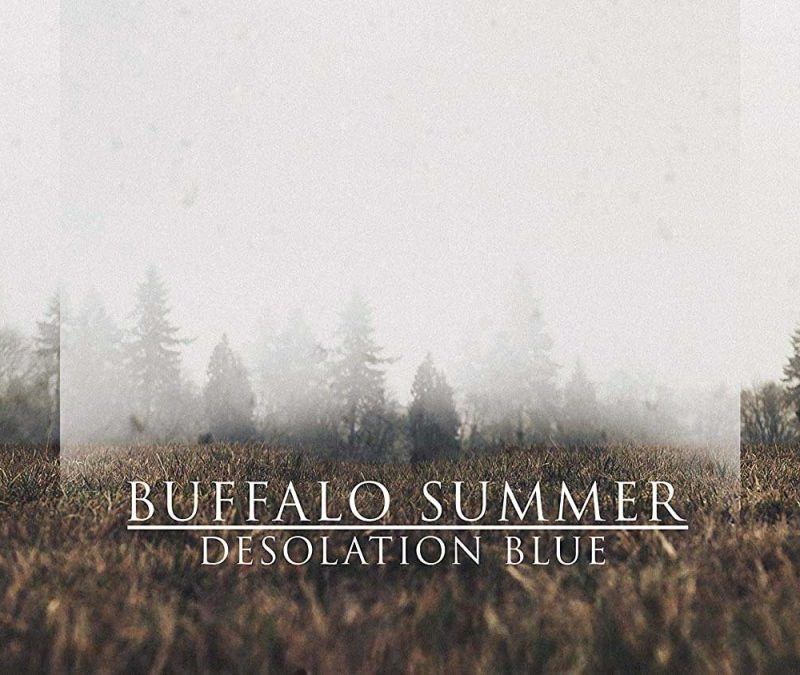 Buffalo Summer's Desolation Blue: cocky and formidable