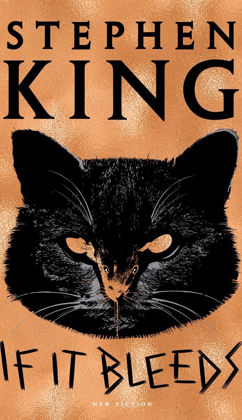 Stephen King's New Book 'If It Bleeds' Now Being Released in April Rather Than May
