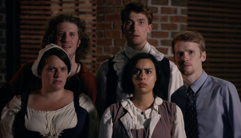 Review: MASS HYSTERIA Maintains a Quirky Sense of Humor While Staying True to Salem's Dark Past – Daily Dead