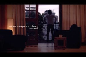 'WherePostRockDwells: aswekeepsearching – Sleep Again (feat. Ajay Jayanthi) [Official Music Video]'