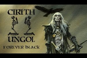 "Cirith Ungol ""Forever Black"" (FULL ALBUM)"