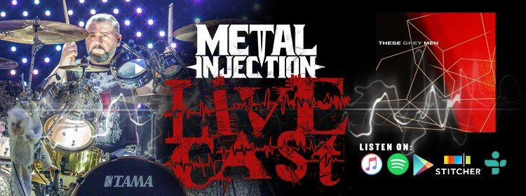 Tonight, The LIVECAST Is Joined By SOAD Drummer John Dolmayan