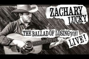 """'Nordvis: NORDVIS Presents: ZACHARY LUCKY sings """"The Ballad Of Losing You"""" Live'"""