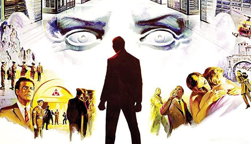 Drive-In Dust Offs: COLOSSUS: THE FORBIN PROJECT (1970) – Daily Dead