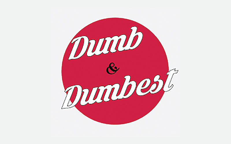 Dumb and Dumbest Episode #412 – Our Latest Zoom Call!