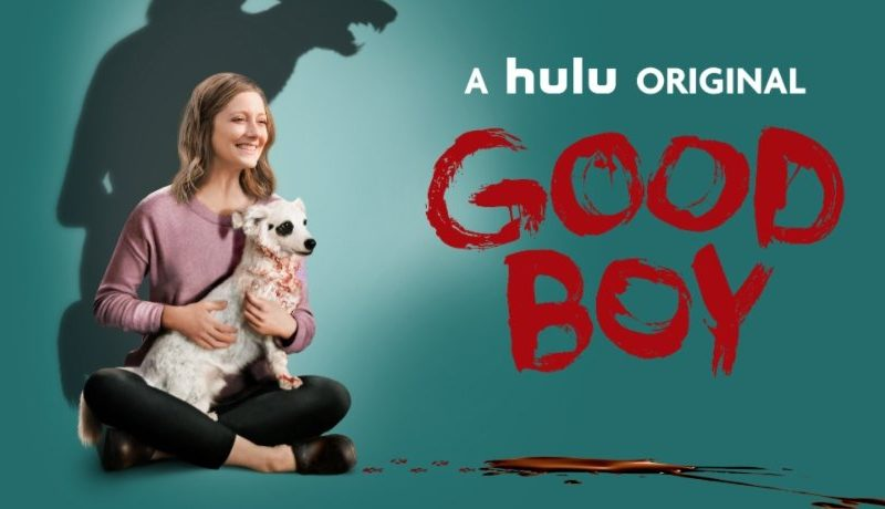 Watch the Trailer for INTO THE DARK: GOOD BOY, Directed by Tyler MacIntyre and Starring Judy Greer – Daily Dead