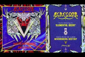 Agressor – Neverending Destiny (full album) 1990