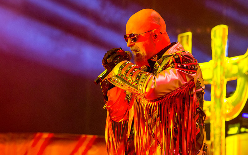 JUDAS PRIEST's Rob Halford To Release Autobiography Confess This September