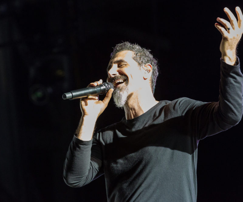 SYSTEM OF A DOWN's Serj Tankian Isn't Sure How Fans Missed The Band's Political Message