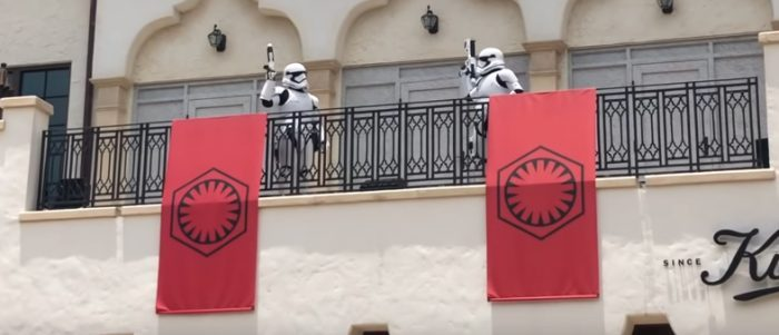 'Star Wars' Stormtroopers Are Now Enforcing Social Distancing at Disney World's Shops