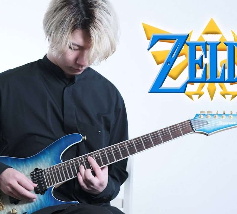"""This Cover Of """"Great Fairy's Fountain"""" From The Legend of Zelda: Ocarina of Time Rules"""