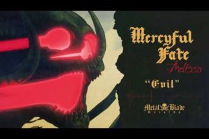 "Mercyful Fate – ""EVIL"" (Official Visualizer)"