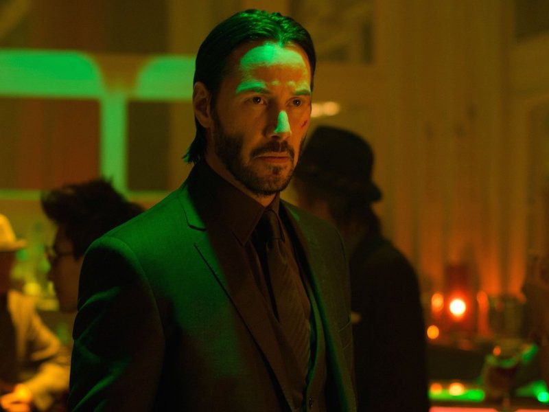 Why John Wick's Director Loved Seeing The Movie On The Big Screen And What He Learned