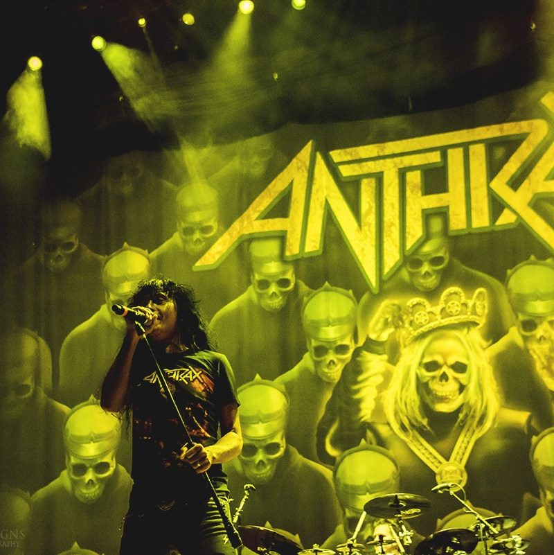 """Anthrax Launches New Video Series, """"Persistence of Time"""" Deluxe Edition Due This Summer"""