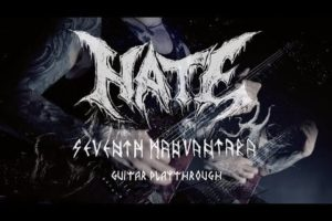 Hate – Seventh Manvantara (GUITAR PLAYTHROUGH)